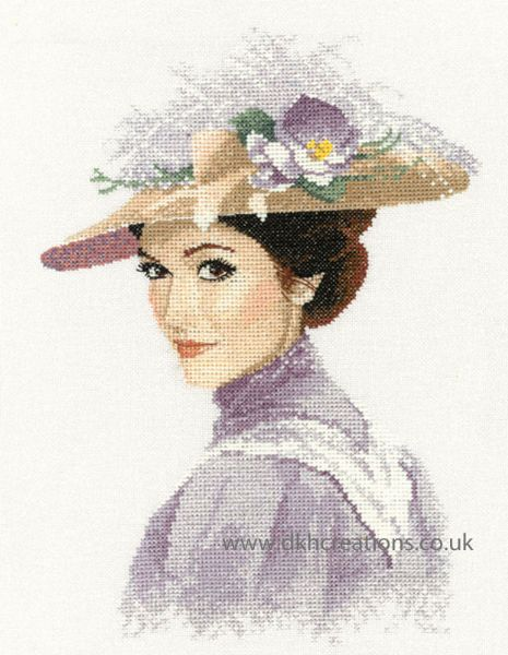 Rebecca Cross Stitch Kit